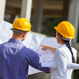 bond and spec printing construction